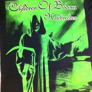 Other - CHILDREN OF BODOM HATEBREEDER MED Band Tee